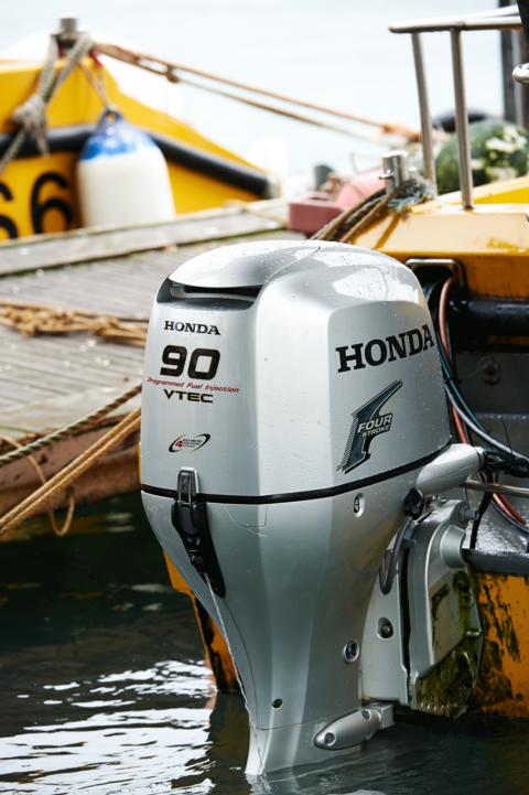 Honda utombordsmotor BF90