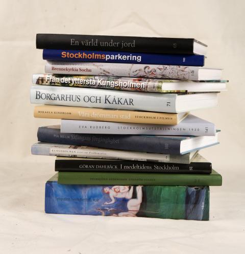 Böcker, böcker, böcker!