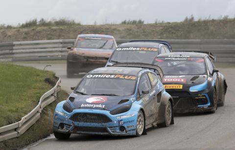Både nytt och beprövat i 2018 års RallyX Nordic-kalender