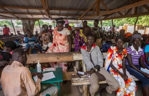 Sydsudan: Två medarbetare dödade