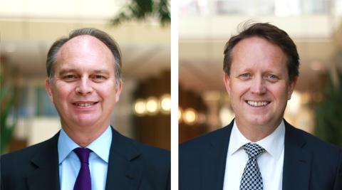 Matthew Thompson & Chris Copeland join Mitie's Leadership Team