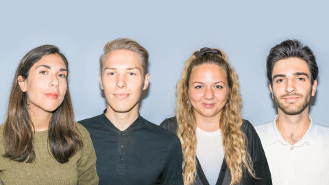 B-Reel_Fyra nya på B-reels Stockholmskontor