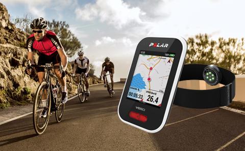 Polar V650 -GPS-pyöräilytietokone päivittyi