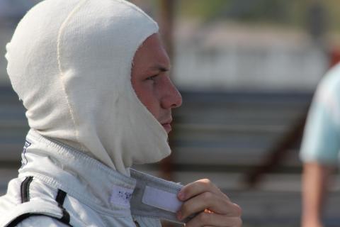 Nu vill Clio Cup-ledande Wernersson lyckas på Kinnekulle Ring