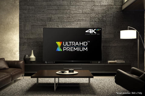 ​Panasonic Launches World's First Official 'Ultra HD Premium' TV at the 2016 Consumer Electronics Show