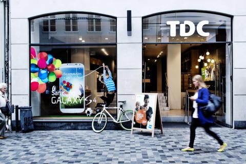 TDC Group's lokationer bliver fra 1. marts holdt rene af Forenede Service