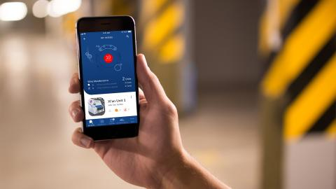 """Digitale Transformation in der Textilbranche: Appsfactory und Trützschler präsentierten auf der ITMA neue """"My Wires"""" App zur Prozessoptimierung"""