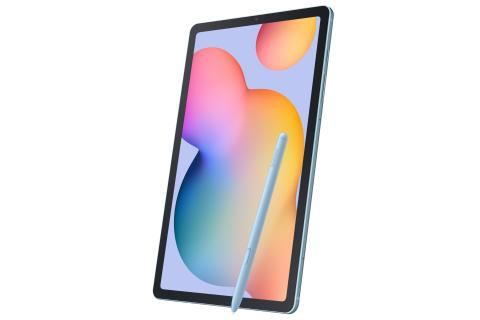 Nu finns mångsidiga surfplattan Samsung Galaxy Tab S6 Lite i butik