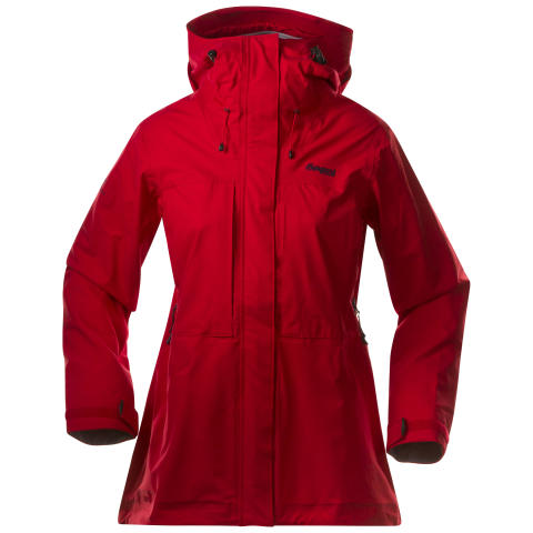 Snøhetta Lady Jacket - Red