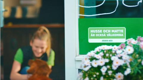 Arken Zoo storsatsar på att välkomna husdjuren!
