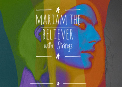 ​Världspremiär! Mariam The Believers hyllade Love Everything med helt nya stråkarrangemang av Josefin Runsteen