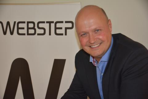 Kjetil Bakke Eriksen, Webstep Group CEO