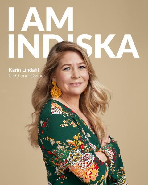 Karin Lindahl CEO and owner - Internationella kvinnodagen -