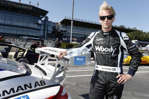Ola Nilsson - Porsche Carrera Cup - Solvalla2