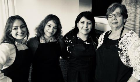 Mammor tar över Söders latinamerikanska kök på Eatery Social