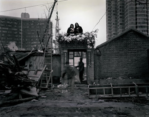 Liulitun, Beijing 2003 No.1 (c) RongRong and inri