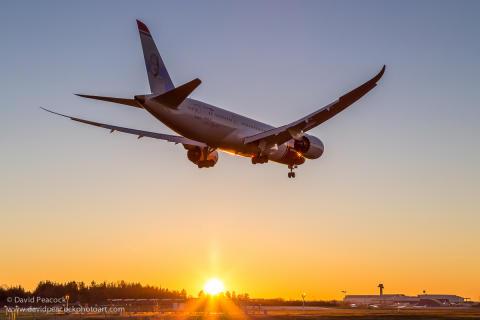 Norwegian beställer två nya och större Dreamliner