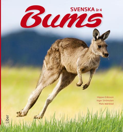 Bums - svenska för år 4-6