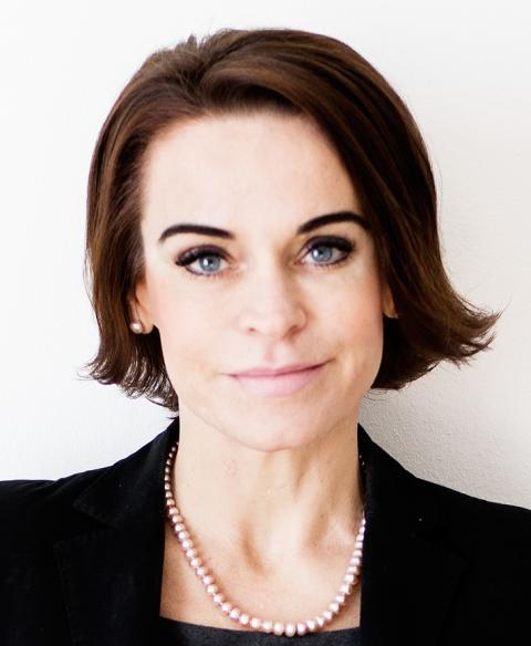 Maria Strömme, professor i nanoteknologi, föreläser på Apotek & Egenvård