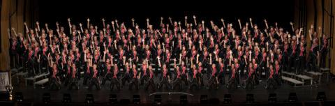 Rönninge Show Chorus på Salemsdagen