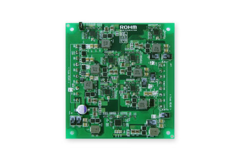 ROHM Semiconductor and Avnet Internix collaborate on a power supply module board optimized for Xilinx 7 series FPGAs and Zynq™-7000 all programmable SoCs