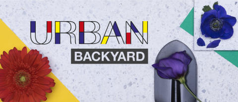 Urban Backyard  - en av 2018 års trädgårdstrender