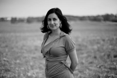 2017 år Mai Zetterling-stipendiat är dokumentärfilmaren Ahang Bashi. Foto: Maria Åkesson