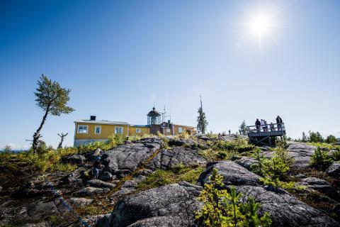 Fler internationella besökare till Skellefteå