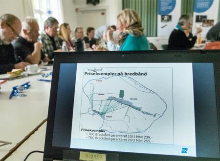 TDC vil bygge hurtigt bredbånd i landdistrikter