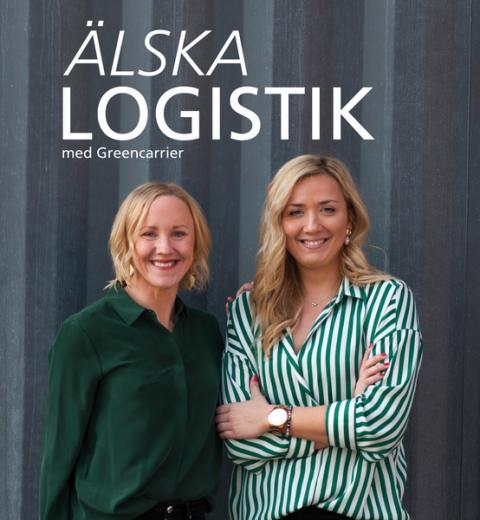 """""""Älska Logistik""""-podden medverkar på Logistics & Distribution!"""