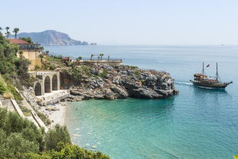 TUI-Turkki-Antalyan-rannikko