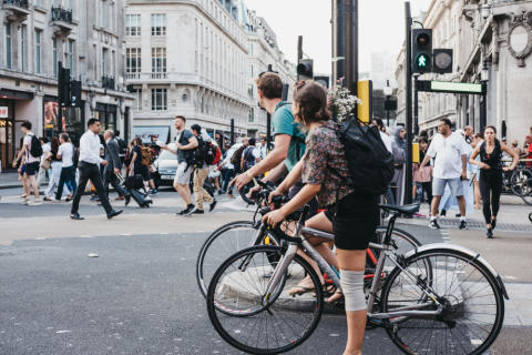 Changes to the Highway Code to keep cyclists and pedestrians safe - RAC reaction
