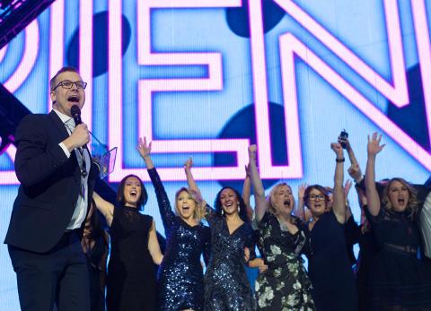 Quality Hotel Friends gör en hattrick - bäst i Norden för tredje året i rad!