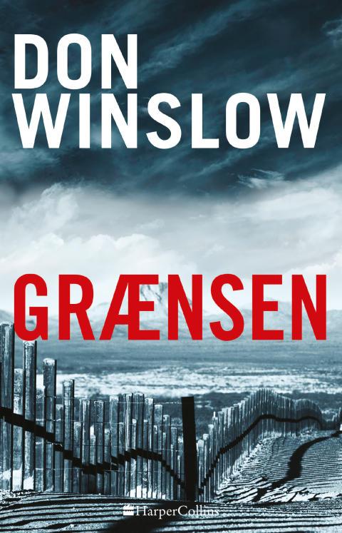 Nyhed på vej fra HarperCollins: GRÆNSEN af Don Winslow