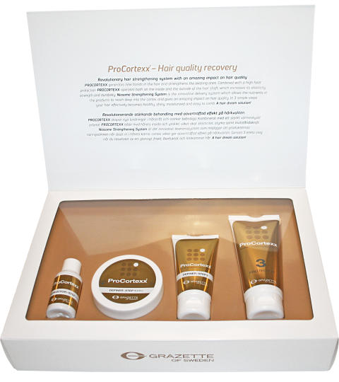 ProCortexx Hair Quality Recovery Kit