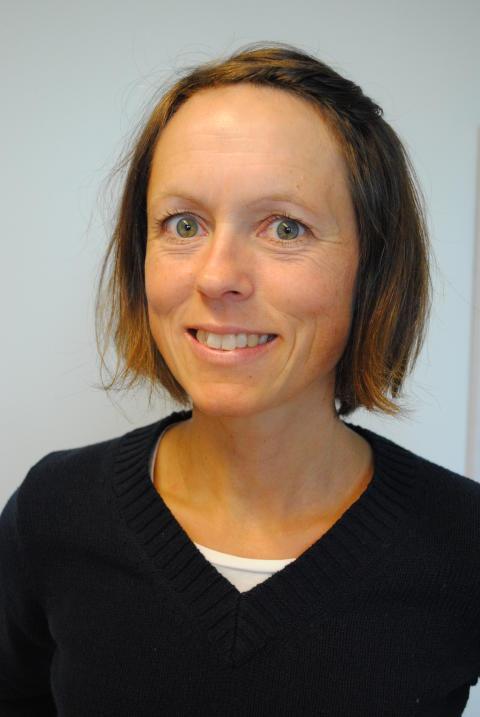 Annika Rosdahl, stiftelseansvarig för Nyckelfonden