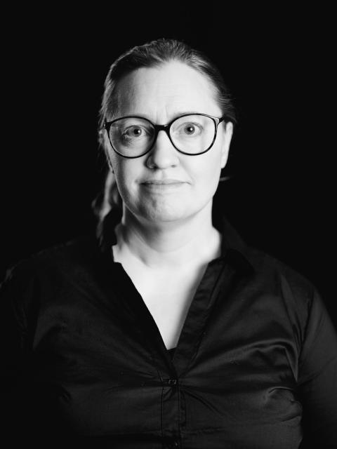 Presskonferensen - Rebecka Melin