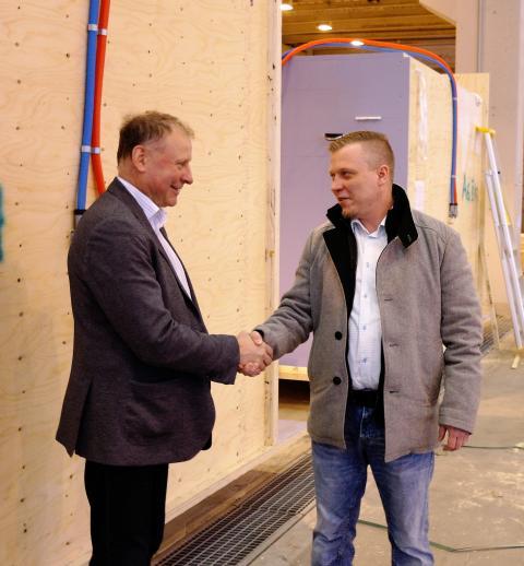 Sisco Oyj:llä sähköinen startti vuoteen Sähkö-S Oy:n ostolla