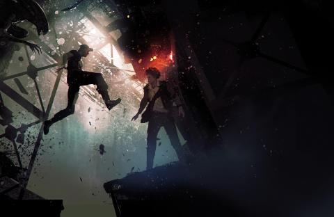 Alien RPG Jump