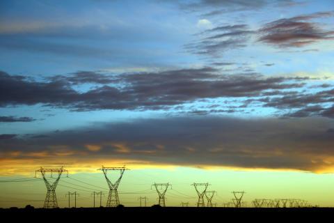 Näst lägsta elpriset på 10 år