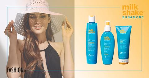 Välkomna sommaren med Sun&More-kit från milk_shake