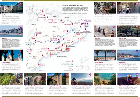 New map - Catalonia Tourism for All