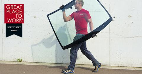 Hurtigruta Carglass®- Great Place to Work Sertifisert