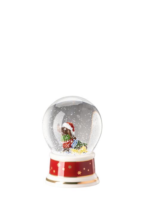 HR_'Morgen_kommt_der_Weihnachtsmann'_Glasss_sphere_w._snow_effect_2