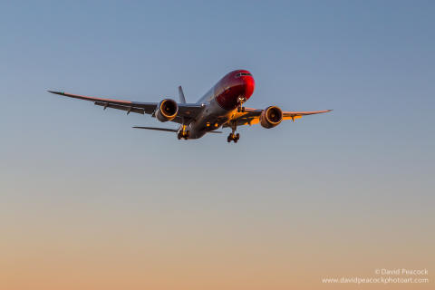 Norwegian has been granted an Operating License and Air Operator's Certificate in the EU