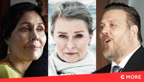 Tynd is - Nukâka Coster-Waldau, Lena Endre og Nicolas Bro.