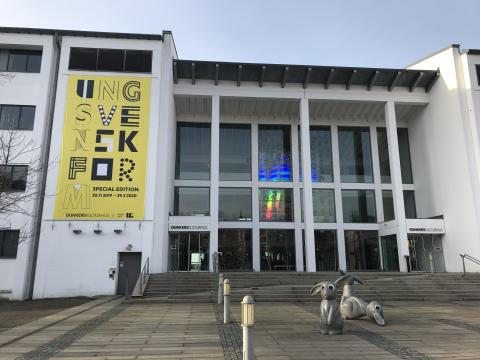 Ung Svensk Form Dunkers kulturhus
