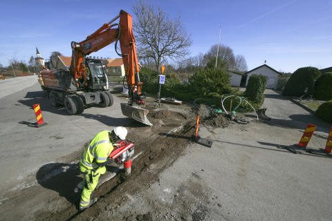 Ökning av bredband i Blekinge snabbast i landet