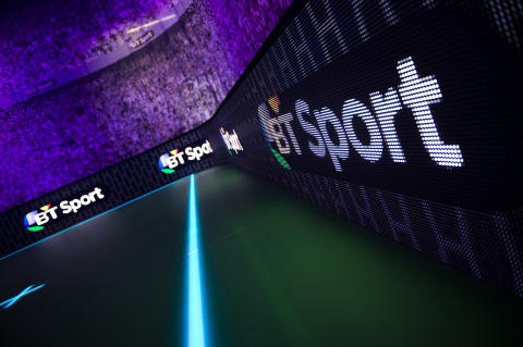 Best of football, home of rugby, knock-out boxing: Take them all on with BT Sport