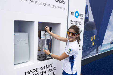 Bluewater shows way to avoid single-use plastic bottles 